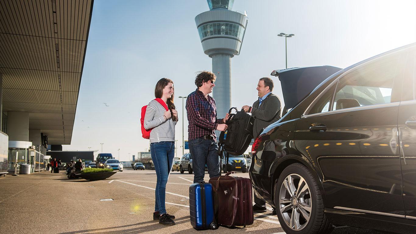 Доставим автомобиль в аэропорт!